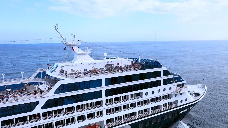 期望花蓮港未來能更進一步,發展成為「貨、客兼具」之多功能港埠。