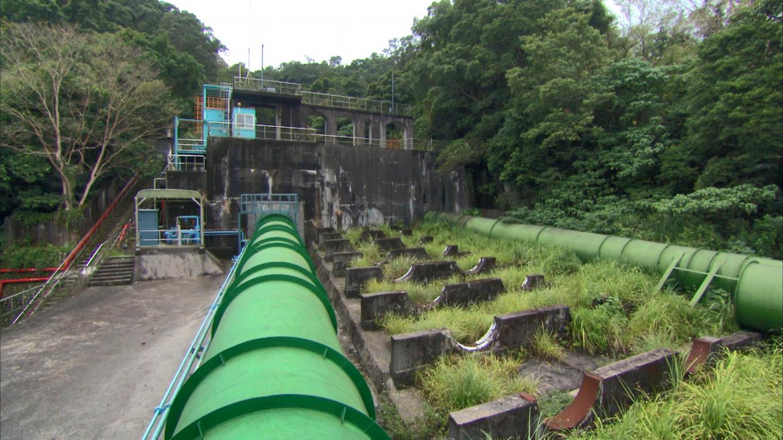 小粗坑電廠壓力鋼管