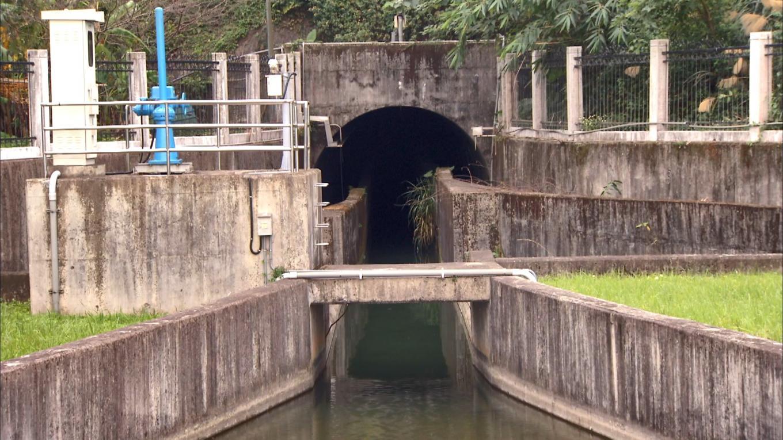 軟橋電廠分水工