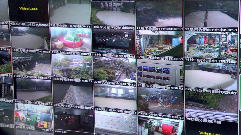 軟橋電廠由桂山發電廠控制室遠端控制