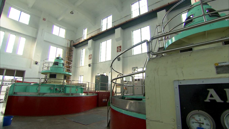 圓山電廠發電機組