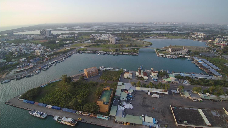 安平港:今安平漁港
