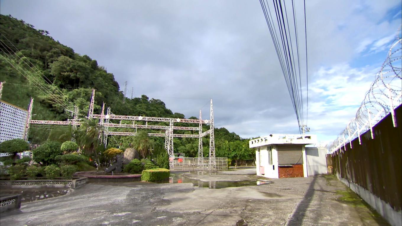 壽豐溪流域溪口電廠