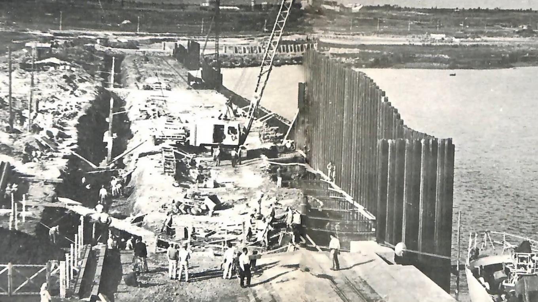 花蓮港碼頭擴建工程(1959-1963)