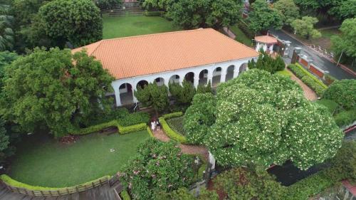 淡水港:西洋稅務官宿舍-小白宮(淡水海關稅司官邸,始建於1870年)