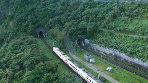 花蓮港:花蓮的鐵道運輸要道:北迴鐵路