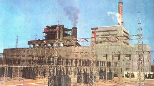 林口電廠的舊林一及二號機,在當時即時補充了 60 年代台灣經濟 起飛,全台系統電源的電力需求。對台灣經濟起飛,功不可沒。
