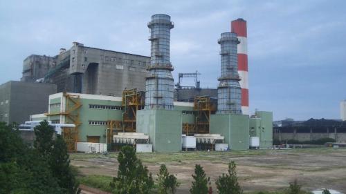 林口電廠舊林三及舊林四機(氣渦輪機組)於1998年商轉2011年除役)
