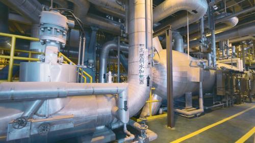 林口電廠之高壓飼水加熱器