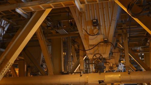 林口電廠乾式除塵設備與濾袋集塵器