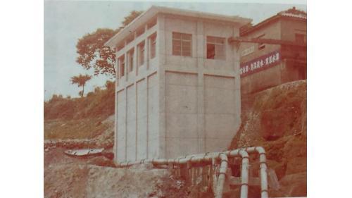 瑠公圳:1972年大豐抽水廠