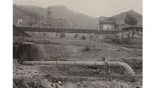 瑠公圳水門抽水站1970-1985