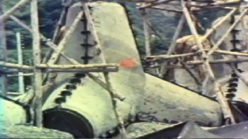 蘇澳港碎波堤及防波堤施工-製作完成的消波塊