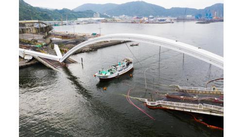 蘇澳南方澳跨海大橋斷裂2019.10.1