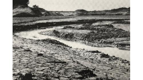 鳥山頭水庫>嘉南大圳歷史照片:整治前的嘉南大圳