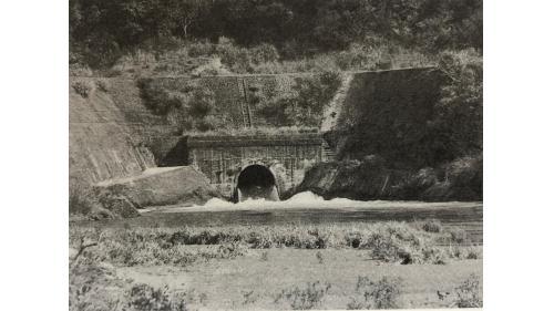 鳥山頭水庫:烏山嶺隧道出口(俗稱西口)
