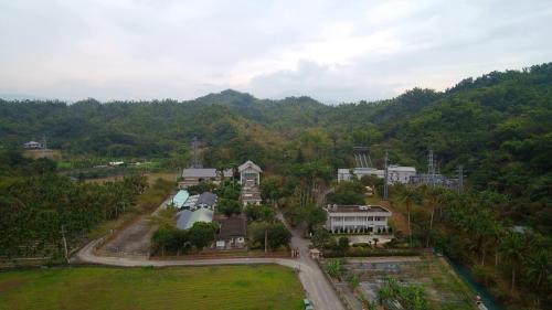 獅子頭圳:竹子門發電廠