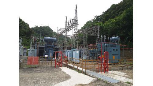 小粗坑電廠