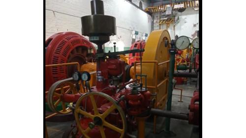嘉南大圳:濁水水力發電廠新發電機組