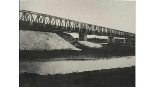 嘉南大圳:朴子溪水橋