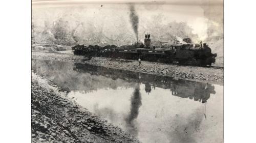 嘉南大圳:烏山頭水庫的鐵路系統