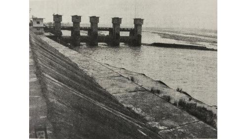濁幹線林內第二進水口。並另有虹吸工暗渠和嘉南大圳北幹線相通。