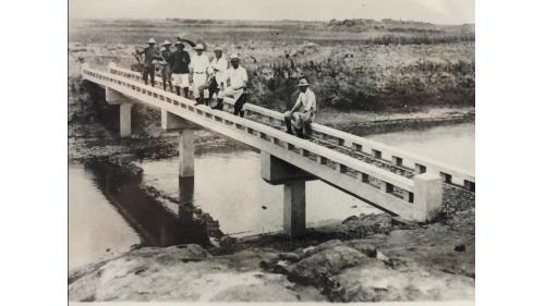 嘉南大圳施厝寮排水路第三號橋