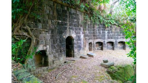 基隆港:基隆社寮島(和平島)砲台