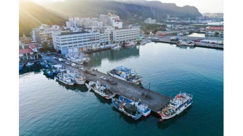 基隆港:基隆八斗子漁港