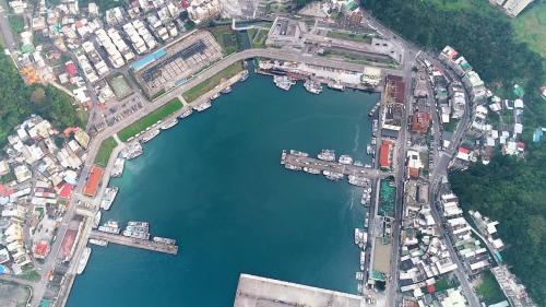 基隆港:八斗子漁港