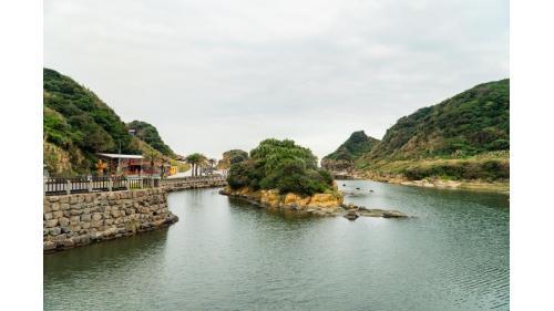 基隆港和平島公園