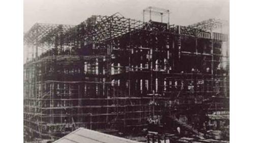 基隆港:北火電廠興建1937年