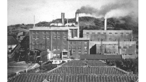 基隆港:北部火力發電所為日治時期台灣電力株式會社於1937年開始建造,1939年落成。發電量為35000KW,為當時東南亞最新、也是發電量最大的火力發電所。