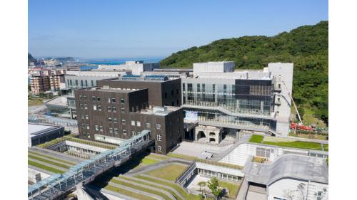 基隆港:基隆海洋科技博物館