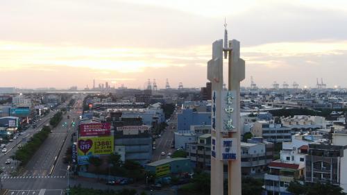 台中港建港標誌