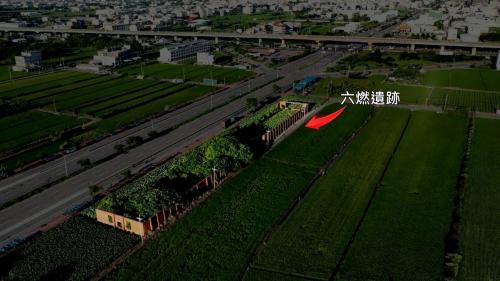 台中港:六燃遺跡(日治時代海軍第六燃料廠舊址)