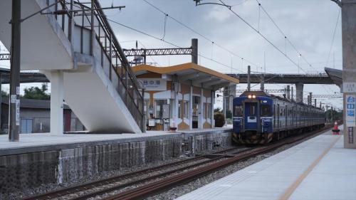 台鐵台中港站