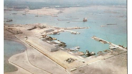 台中港一期挖泥
