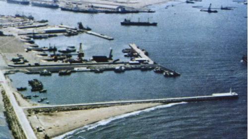 台中港第一階段第二期港池浚挖工程