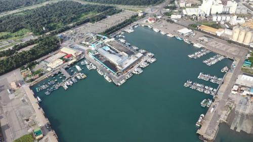 台中港漁業碼頭-梧棲漁港