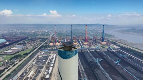 台中港:台電台中火力電廠