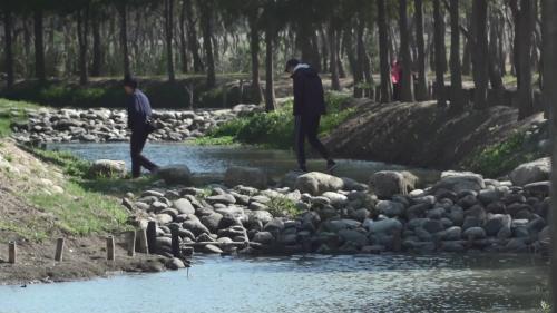 道將圳流經嘉義縣太保市:魚寮遺址在太保市港尾里被發現。