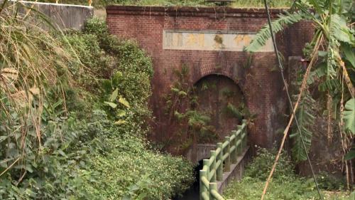 軟橋發電廠用水來源及尾水排放竹東圳