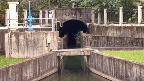 軟橋發電廠分水工