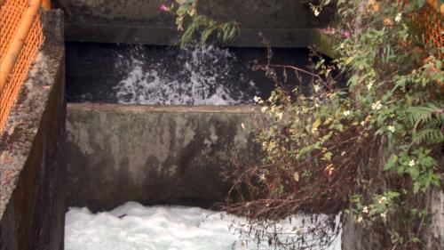 軟橋電廠尾水
