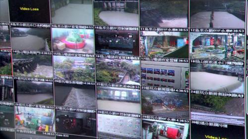 軟橋發電廠由桂山發電廠控制室遠端控制