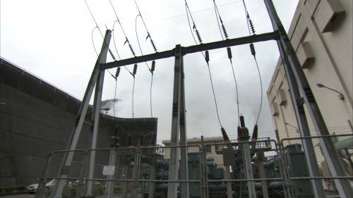 翡翠電廠:翡翠電廠於1987 年 6 月開始運轉,後由台電歸入到桂山發電廠管理改為「桂山發電廠翡翠分廠」,為無人駐廠由下游2公里的桂山發電廠遠端遙控