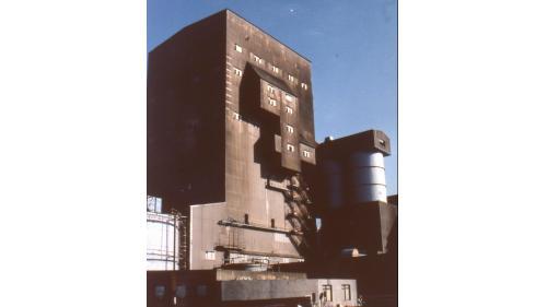 林口電廠舊林一機鍋爐房