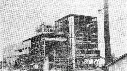 林口電廠舊林二機廠房