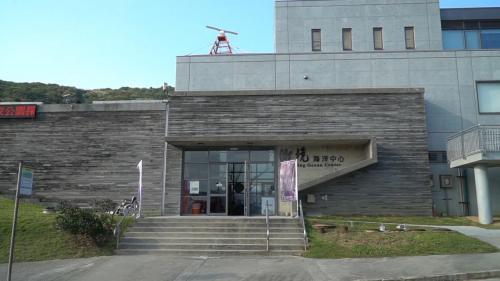 北部火力電廠昔日的垃圾掩埋場(現今海洋科博館的潮境海洋中心)